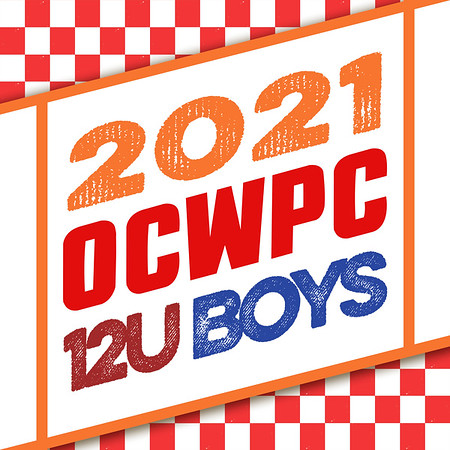 OCWPC 2021 - 12U Boys