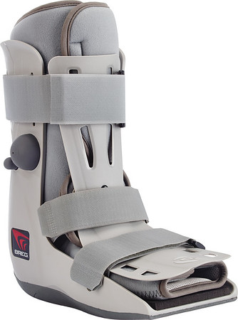 Genesis Mid-Calf Full Shell Walker