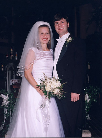 Our Wedding, Aug 6, 1999