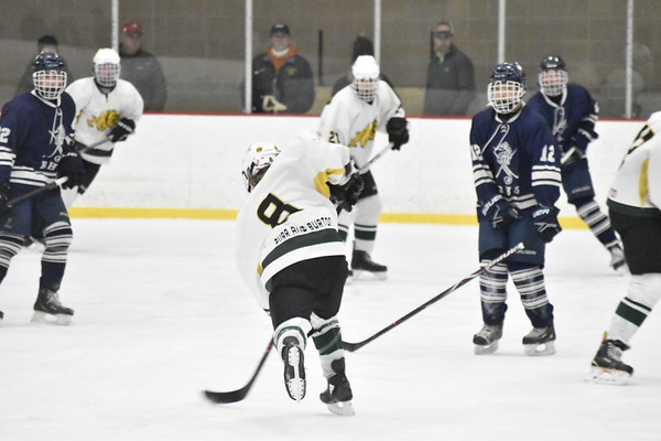 Burlington vs. Burr and Burton Hockey