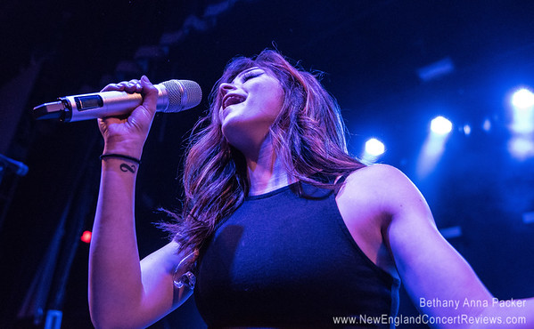Against The Current at The Royale - Boston