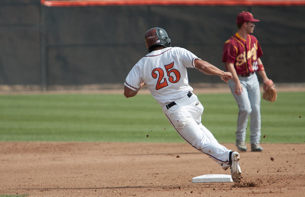 Occidental Baseball 3-30-12