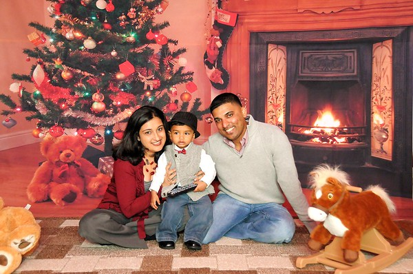 Persaud Family 2012