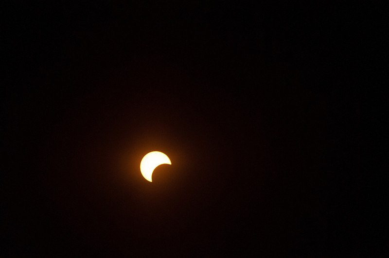 Annual Solar Eclipse (2012-05-20)