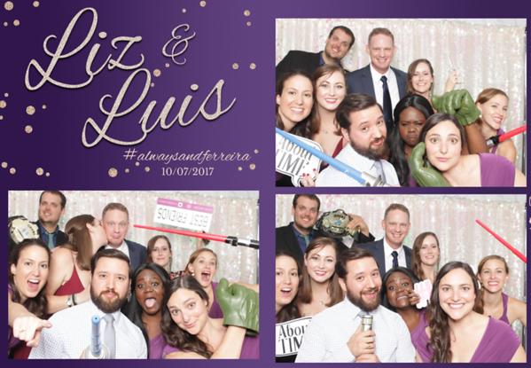 Liz and Luis's Wedding