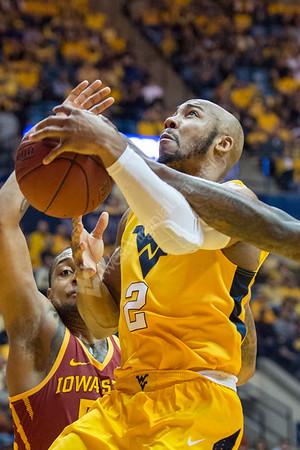 34316 Men's Basketball vs Iowa State February 2018