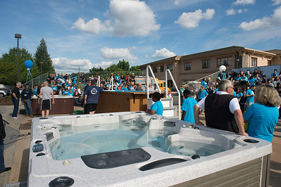All Church Baptism - April 27, 2014