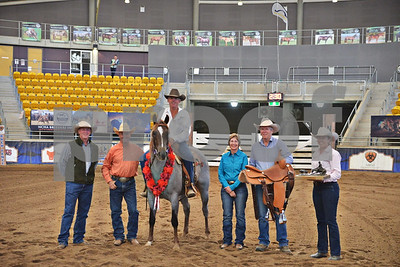 SNAFFLE BIT FUTURITY FINAL