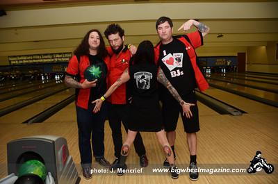 Side Show Bowlers - Punk Rock Bowling 2012 Team Photos - Gold Coast - Las Vegas, NV - May 26, 2012