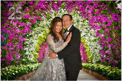Joyce & Tony 25th Wedding Anniversary PB
