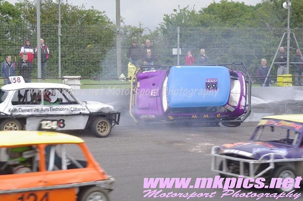National Ministox, Northampton 14 June 2015