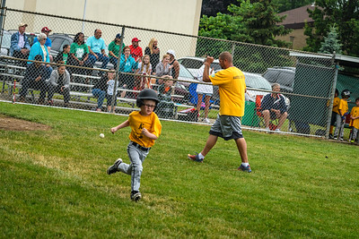Spencer - Baseball 6/20/18