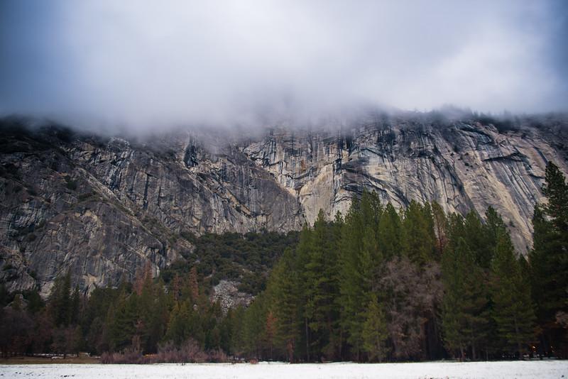 North Dome, Yosemite, CA