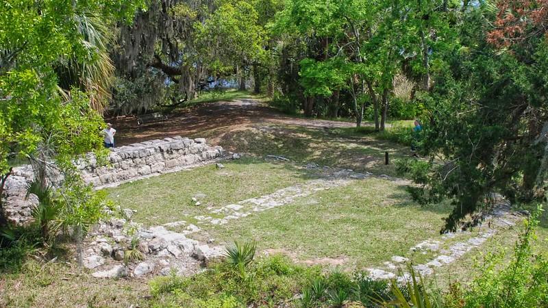 San Marcos de Apalache archaeology
