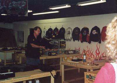 2000 Ron Halls Neon Art - Carlisle
