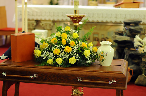 John and Mary's Funeral