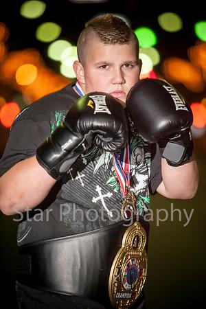 Boxing Champ - Ty Breland 12-27-12