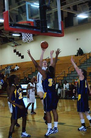 2010/01/16 BHS Girls Basketball - Butler VS Mt. Tabor