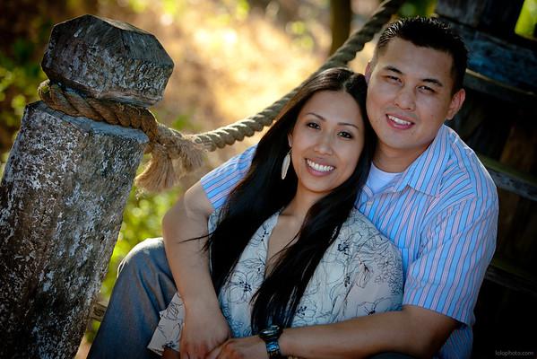 Chris & Araceli's Engagement Session