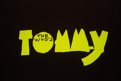 Tommy the Who play 8-20-11