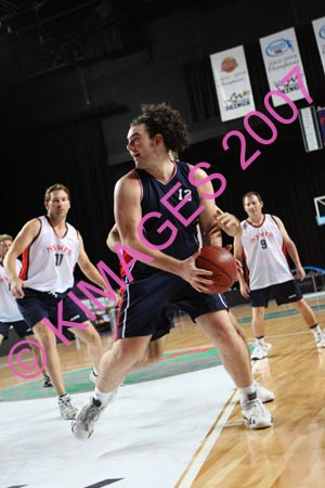 "Kings Vs Brisbane - ""Semi No 2"" - Pre-Game, Cheerleaders & Half-Time Entertainment  22-2-07"