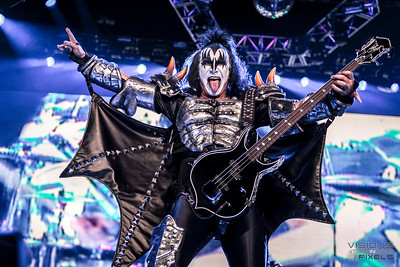 KISS Monster Tour 07/06/2013 At Rogers Arena