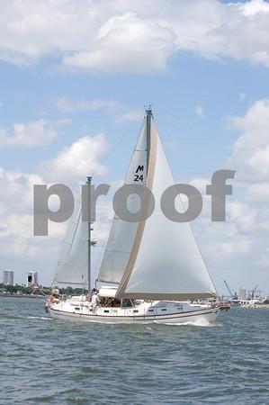 Gail Warning- Nick Miller- Sail #M24