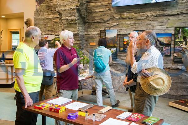 Jim Kernan Invasive Species Talk at Letchworth State Park
