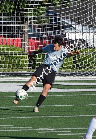 Trinity vs St Henry Varsity Soccer