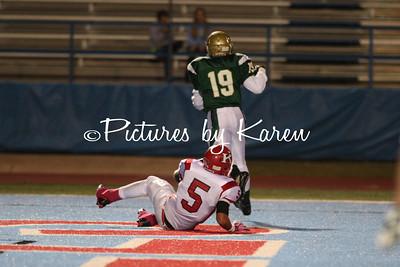 Chaffin vs Kimmons (Freshman Night)