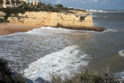 Armação de Pêra : Praia de Nossa Senhora da Rocha