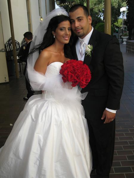 Amer & Lillian Hassan  July 27, 2008