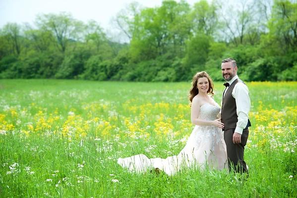 Benjy and Crystal Wedding