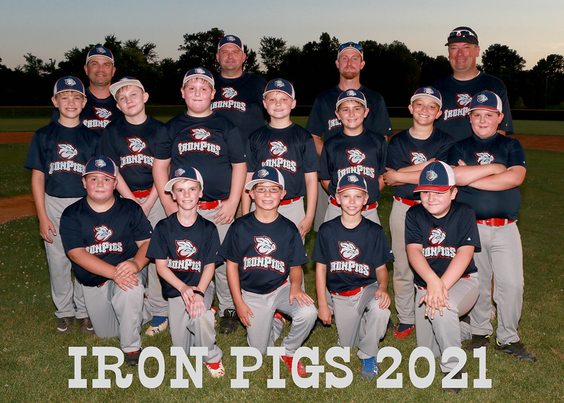 Iron Pigs Slideshow