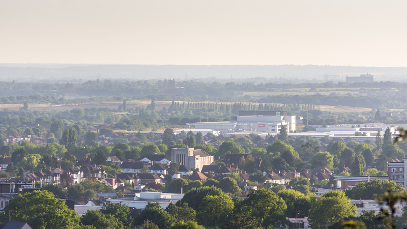 Harrow-on-the-hill Cityscape