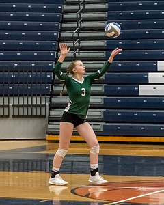Volleyball Playoffs - TC Central vs Alpena - Photographer in Petoskey