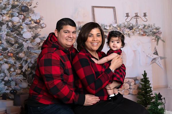 Pena Family Christmas 2020