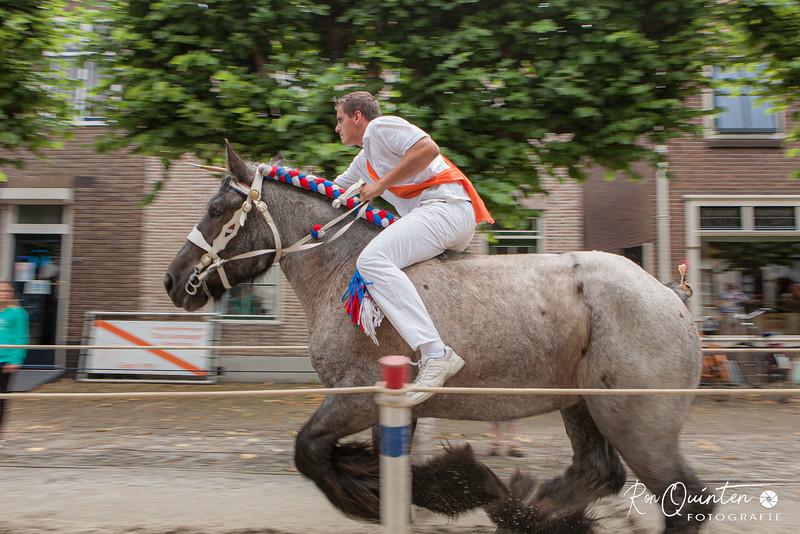 Ringrijden in Wemeldinge, 2014