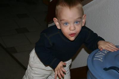 Parker's 2nd birthday