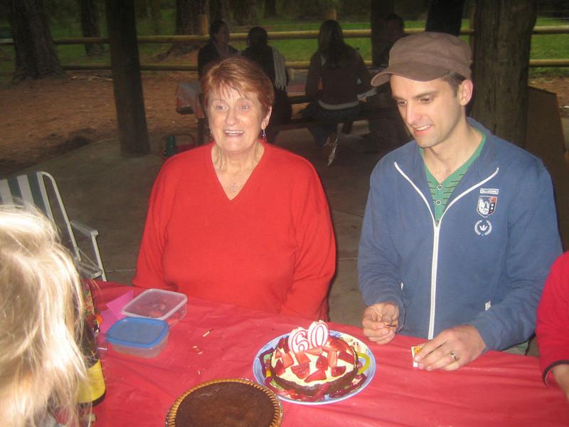 Mum's 60th Birthday BBQ at Donnellys Weir