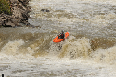 Bear River Whitewater Kayaking