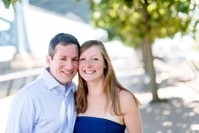 Engagement Tara and Alan
