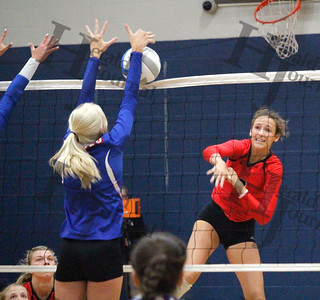VOLLEYBALL: Mayer Lutheran at Watertown-Mayer