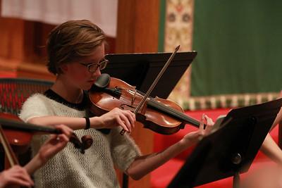 Middle School Instrumental Concert