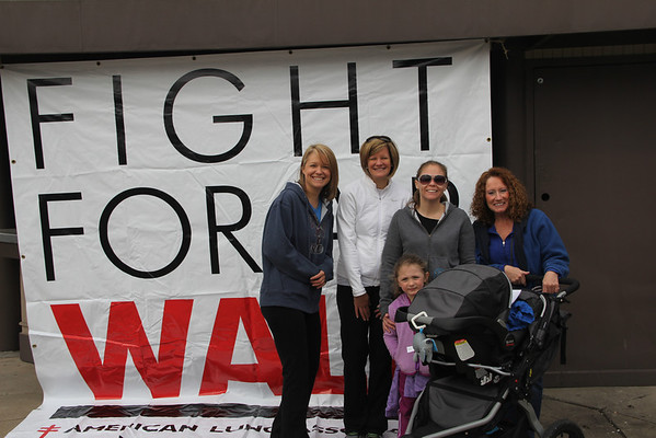 2014 Cleveland Fight For Air Walk