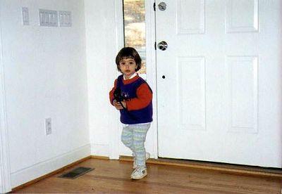Anna December 1999