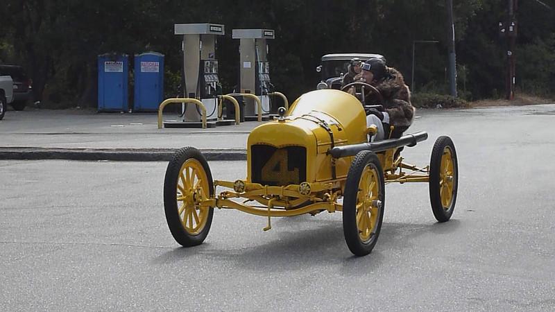 Model T Speedster at Alice's