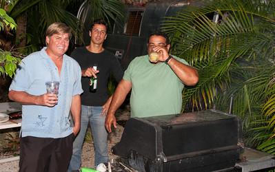 2012-8-25 Diner at Julz
