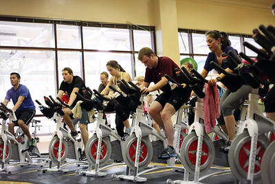 Spinning:Cycling