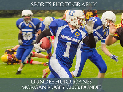 Dundee Hurricanes 2016 - Sports Photography